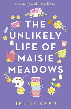 The Unlikely Life of Maisie Meadows Cover