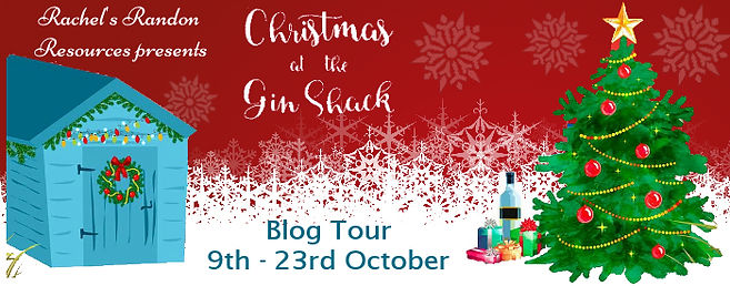 Christmas at the Gin Shack Banne