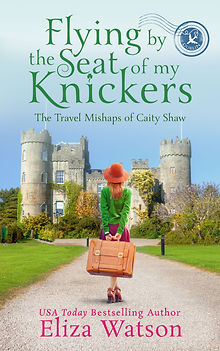 Flying by the Seat of My Knickers Cover