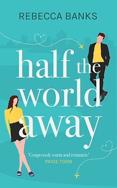 Half the World Away Cover