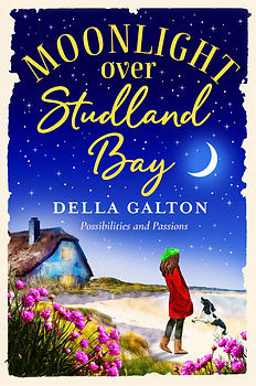 Moonlight Over Studland Bay Cover