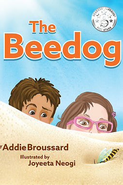 The Beedog: An Insect Discovery in Portugal Cover