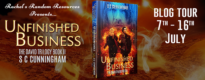 Unfinished Business Banner