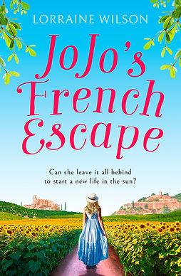 JoJo's French Escape Cover