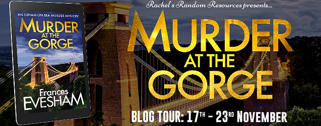 Murder at the Gorge Banner