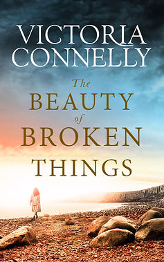 The Beauty of Broken Things Cover