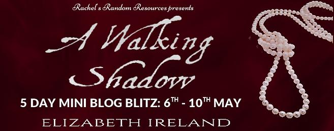 A Walking Shadow Banner