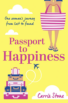 Passport to Happiness Cover