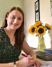 Helen Buckley Author Photo