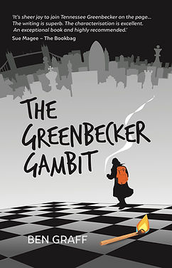The Greenbecker Gambit Cover