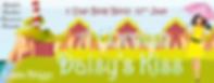 A Cornish Daisy's Kiss Banner