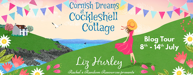 Cornish Dreams At Cockleshell Cottage Banner