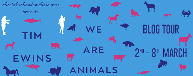 We Are Animals Banner