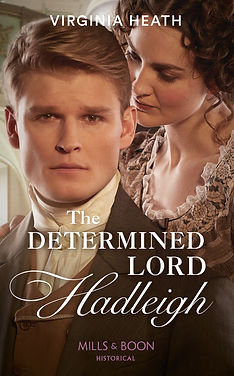 The Determined Lord Hadleigh Cover