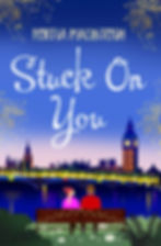 Stuck On You Cover