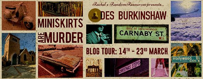 Miniskirts are Murder Banner