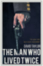 The Man Who Lived Twice Cover