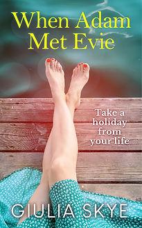 When Adam Met Evie Cover