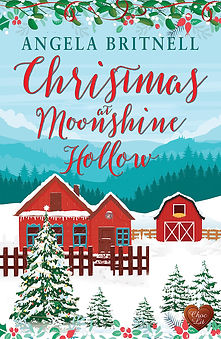 Christmas at Moonshine Hollow Cover