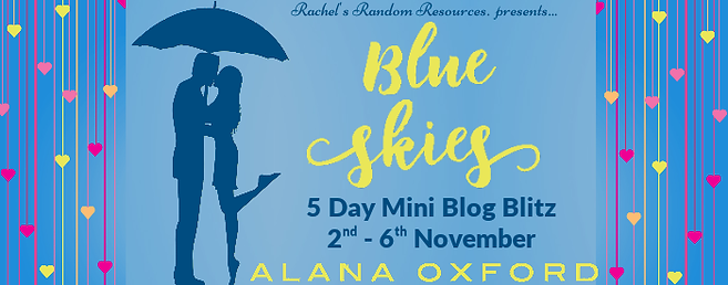 Blue Skies Banner