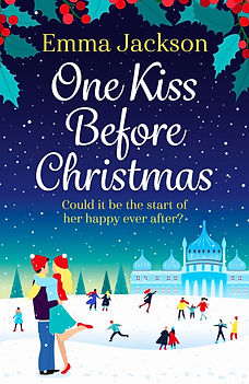 One Kiss Before Christmas Cover