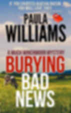 Burying Bad News Cover