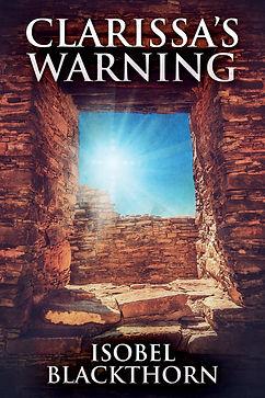 Clarissa's Warning Cover