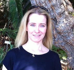 Caroline James Author Photo
