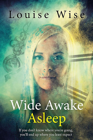 Wide Awake Asleep Cover