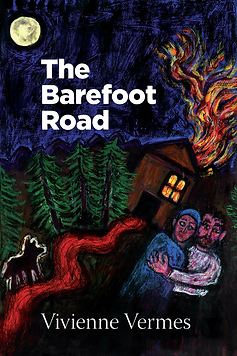 The Barefoot Road Cover