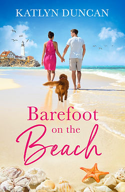 Barefoot on the Beach Cover