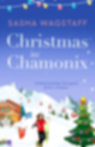 Christmas in Chamonix Cover
