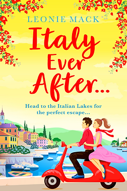 Italy Ever After Cover