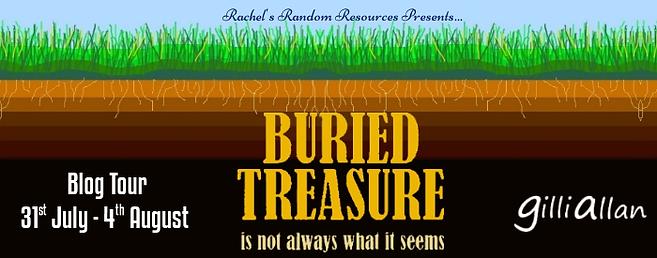 Buried Treasure Banner