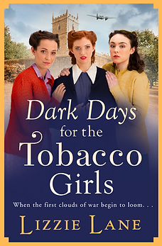 Dark Days for the Tobacco Girls Cover