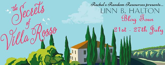 The Secrets of Villa Rosso Banner