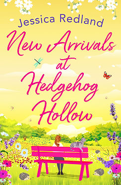 New Arrivals at Hedgehog Hollow Cover