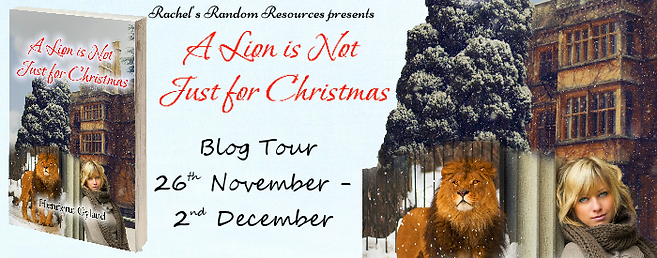 A Lion Is Not Just For Christmas Banner