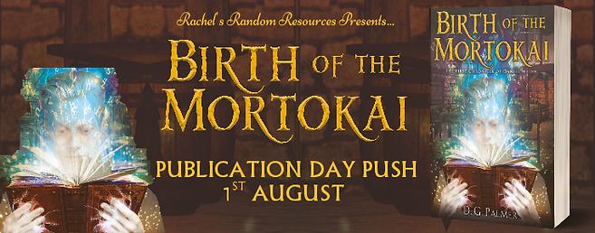 Birth Of The Mortokai Banner