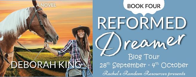 Reformed Dreamer Banner