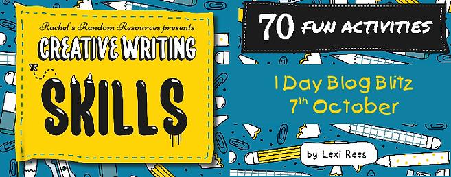 Creative Writing Skills Banner