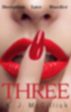 THREE: Deception Love Murder Cover