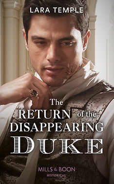 The Return of the Disappearing Duke Cover
