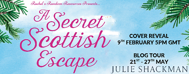 A Secret Scottish Escape Banner
