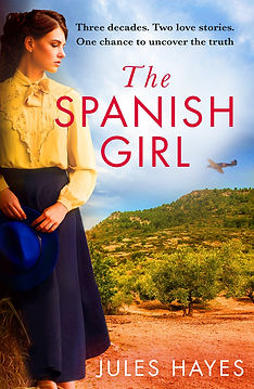 The Spanish Girl Cover