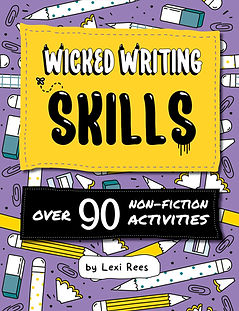 Wicked Writing Skills Cover