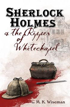 Sherlock Holmes & the Ripper of Whitechapel Cover