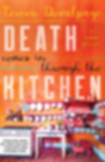 Death Comes in through the Kitchen Cover