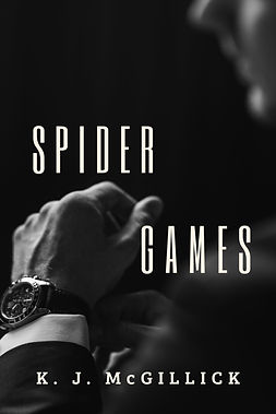 Spider Games Cover