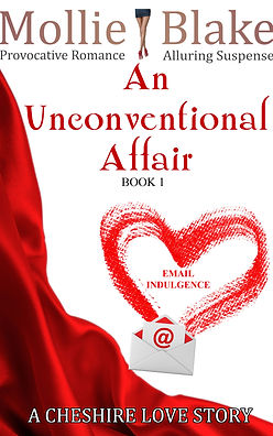 An Unconventional Affair. Book 1 Email Indulgence Cover